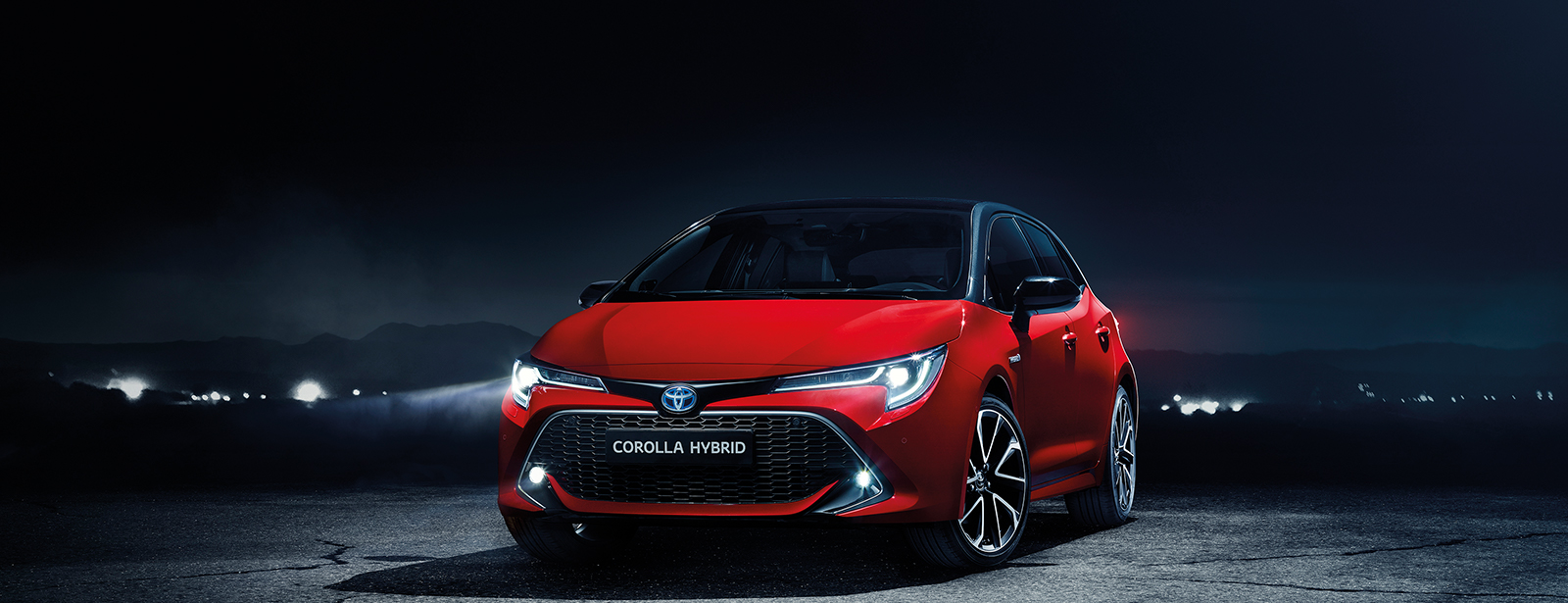 All New Corolla