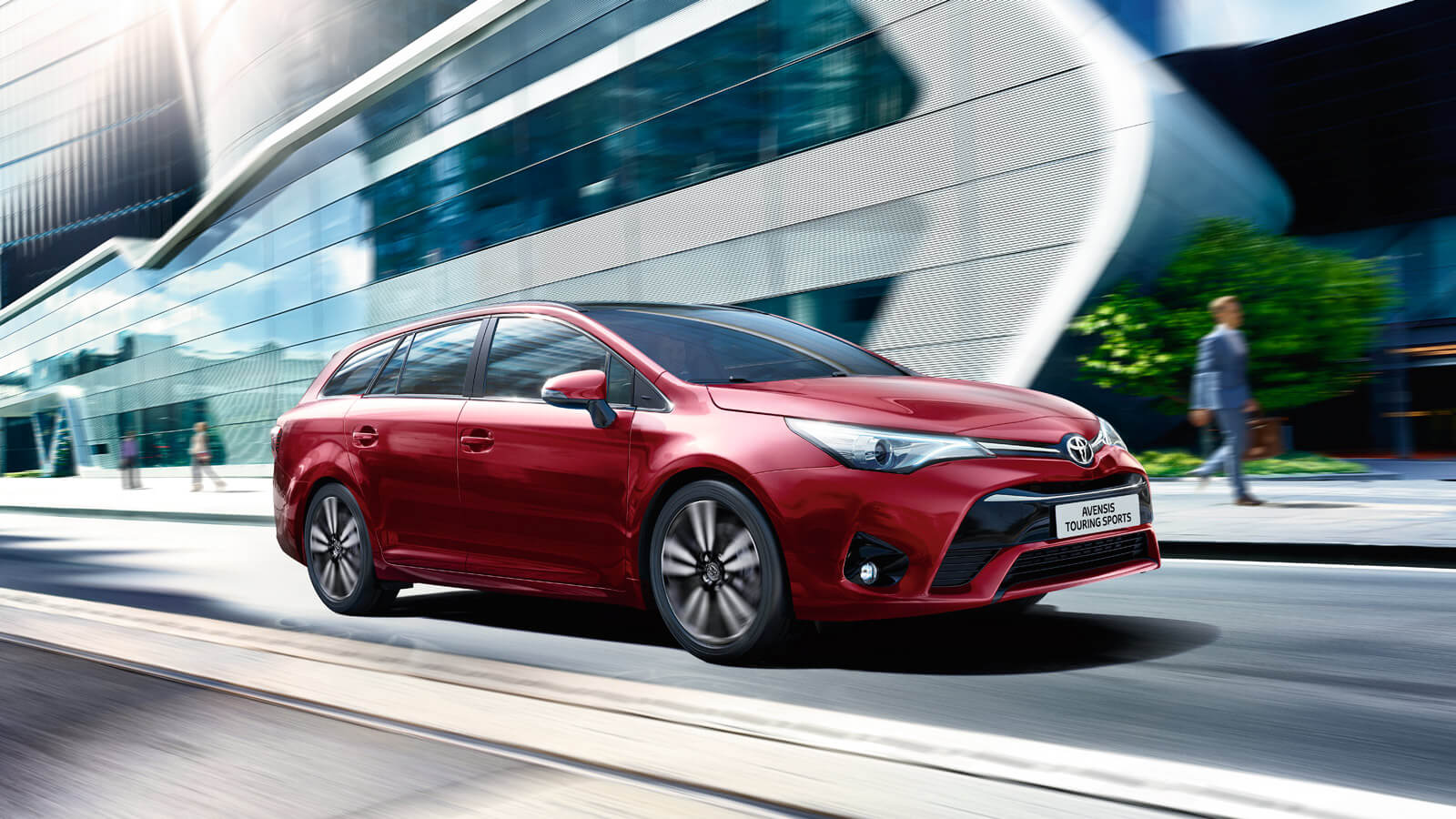 Avensis models & features